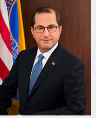 U.S. Health and Human Services (HHS) Secretary Alex Azar